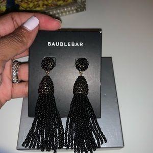 BAUBLEBAR Black Earrings